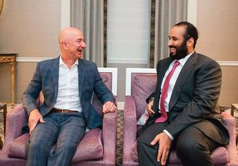 PBB Minta Amerika Serikat Selidiki Kasus Peretasan iPhone Milik CEO Amazon