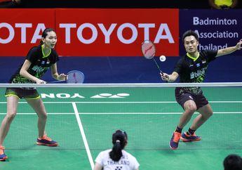 Jadwal Thailand Masters 2020 - Indonesia Pastikan Satu Tiket Semifinal