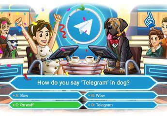 Telegram Messenger Lengkapi Fitur Polls dengan Quiz Mode