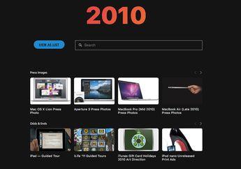 Web Unofficial Apple Archive Dituntut Apple, Ratusan Video Hilang!