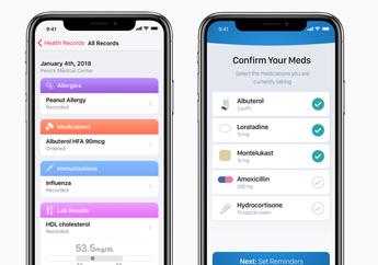 Apple Ambil Bagian dalam Upaya Penyederhanaan Akses Data Kesehatan