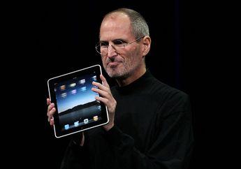 Selamat Ultah ke-10, iPad! Tablet Revolusioner Peninggalan Steve Jobs