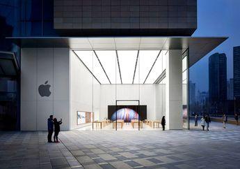 Imbas Virus Corona, Apple Tutup Gerai dan Larang Karyawan ke Tiongkok