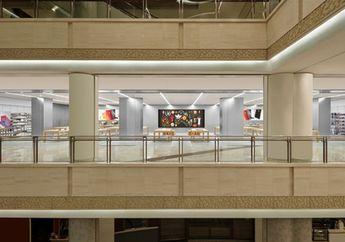 Dua Apple Store di Tiongkok Terpaksa Tutup Karena Virus Corona