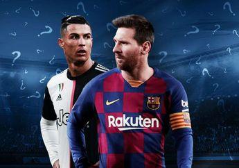 Ide Gila David Beckham, Duetkan Cristiano Ronaldo dan Lionel Messi