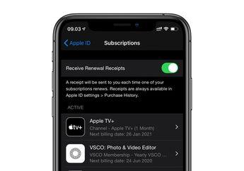 Notifikasi Perpanjang Langganan di App Store Akhirnya Bisa Dimatikan