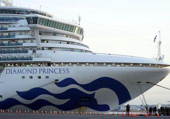 2.000 iPhone Dibagikan ke Penumpang Kapal Diamond Princess yang Dikarantina