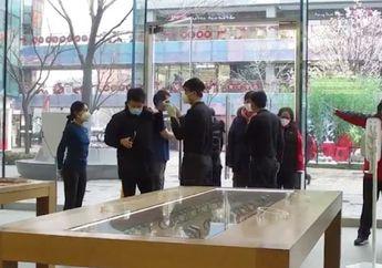 Setelah Beijing, Apple Store di Shanghai Buka Kembali 15 Februari 2020