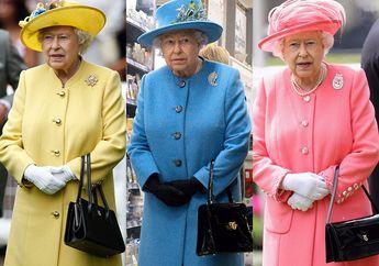 Jadi Kode Kerajaan Inggris yang Tak Main-Main, Lihat yang Akan Terjadi Kalau Ratu Elizabeth Menaruh Tasnya di Meja Makan!