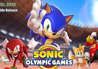 Ramaikan  Olimpiade Tokyo, SEGA Rilis Game Sonic di App Store