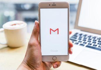 Aplikasi Gmail di iPhone dan iPad Sudah Mendukung Fitur Dark Mode