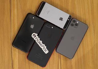 (Grafik) Analisis Penurunan Harga iPhone dari Tahun ke Tahun
