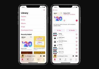 Playlist 'Replay 2020' Sudah Mulai Tersedia di Apple Music