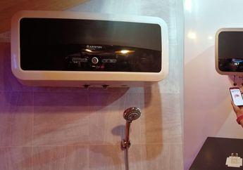 Berteknologi IoT, Smart Water Heater Ariston Ini Diklaim Lebih Aman dan Hemat, Yuk Lihat Kecanggihannya