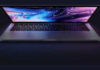 MacBook Pro 13 Inci Mendatang Berpotensi Gunakan Prosesor Intel Gen 10