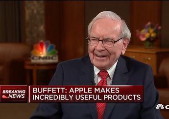 Warren Buffet Sebut Apple Sebagai Bisnis Terbaik di Dunia Saat Ini