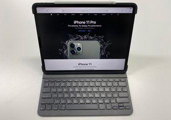 Apple Kerjakan Smart Keyboard dengan Trackpad untuk iPad Pro 2020