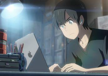 (Video) Cuplikan Beragam Film Anime untuk Iklan 'Behind The Mac'