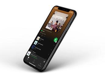 Update Spotify For iPhone Hadirkan Beberapa Fitur Baru