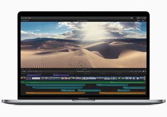Apple Kerjakan MacBook Pro 14,1 inci dengan Mini-LED Display