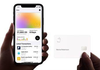 Akibat Coronavirus, Apple Ijinkan Pengguna Apple Card Telat Bayar Tanpa Denda