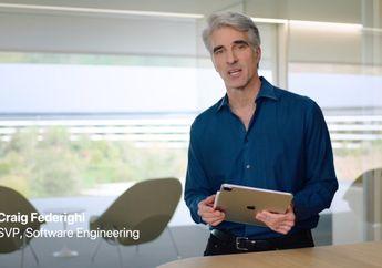 Craig Federighi Demokan Fitur Trackpad di iPadOS 13.4