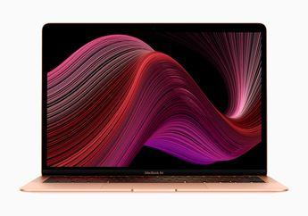 MacBook Air 2020 Resmi Dijual di Indonesia, Harga 15 Jutaan