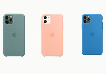 Apple Rilis Case Silicone iPhone & Apple Watch Bands dengan Warna Baru