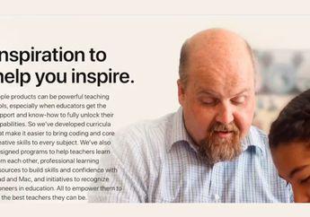 Apple Rilis Layanan untuk Dukung Kegiatan Belajar dari Rumah