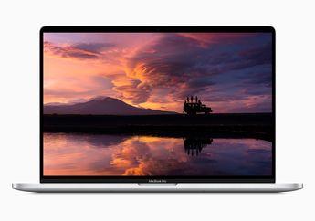 MacBook Pro 16 inci Sudah Dijual di Indonesia, Harga Mulai 35 Jutaan