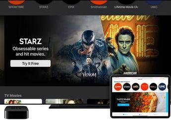 Apple TV Channels Gratiskan Akses Layanan EPIX Selama Satu Bulan