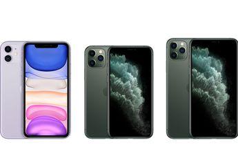 Harga iPhone 11 Dapat Diskon Besar di Tiongkok, Apa Alasannya?