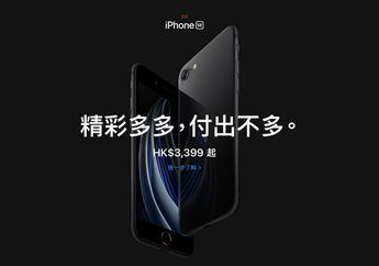 Mengintip Harga iPhone SE 2020 di Singapura, HongKong dan Australia