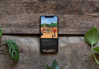 Rayakan Earth Day, Apple Bagikan Aplikasi dan Film Bertema Lingkungan