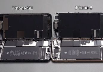 (Video) Teardown iPhone SE, Banyak Suku Cadang Identik iPhone 8