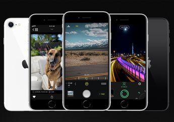 Update Halide Mendukung iPhone SE, Portrait Mode untuk Semua Objek