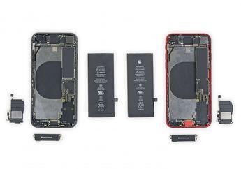 iFixit Jelaskan Suku Cadang iPhone SE yang Bisa Ditukar iPhone 8