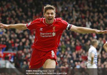 Sosok Steven Gerrard di Mata Para Legenda, Dari Zidane Sampai Sir Alex Ferguson