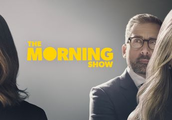Serial Apple TV+ The Morning Show Masuk Beragam Nominasi di Emmy Award