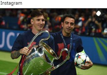 Demi Reuni Lionel Messi dan Xavi, Barcelona Harus Lakukan Hal Ini!