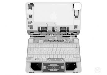 iFixit Tampilkan Hasil X-Ray Aksesoris Magic Keyboard iPad Pro