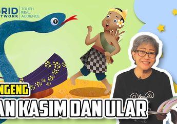 Dongeng Anak Indonesia - Pan Kasim dan Ular #MendongenguntukCerdas