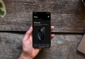 Aplikasi Apple Store Akhirnya Mendukung Dark Mode di  iPhone, iPad