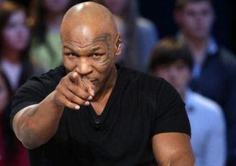 Benar-benar Brutal, Mike Tyson Gigit Bagian Sensitif Tubuh Petinju Terakhir yang Menaklukannya