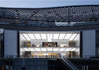 Penjualan Apple di Tiongkok Kembali Meningkat Setelah Ekonomi Berjalan