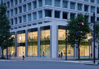 Sebagian Apple Store di Jepang Mulai Kembali Dibuka Pekan ini