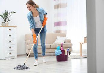 Bumbu Dapur Bisa Buat Lantai Dapur Bersih 100 Kali Lipat, Ternyata Ini!