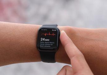 Apple Watch 6 Kabarnya Dilengkapi Sensor Monitoring Oksigen Darah