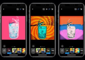 Review Photoshop Camera, Jepret dan Edit Foto dengan Efek Unik