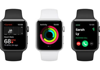 Apple Watch Series 6 & iPad Baru Muncul di Database Eurasian